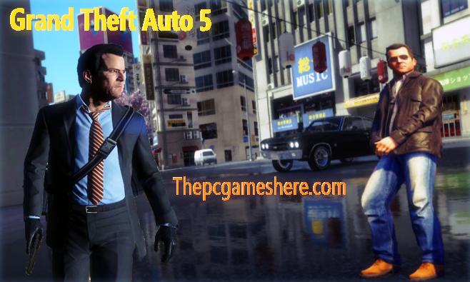 GTA 5 Download Full Pc Game