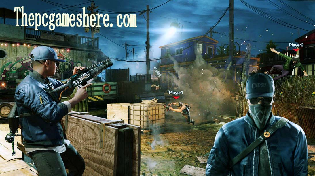 Watch Dogs Full Pc Game