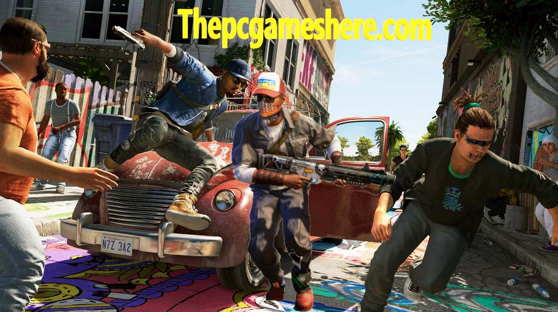 Watch Dogs Highly Compressed Pc Game