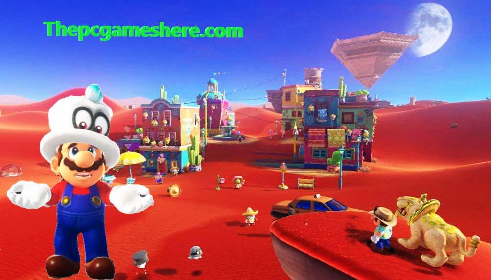 Super Mario Odyssey Pc Download