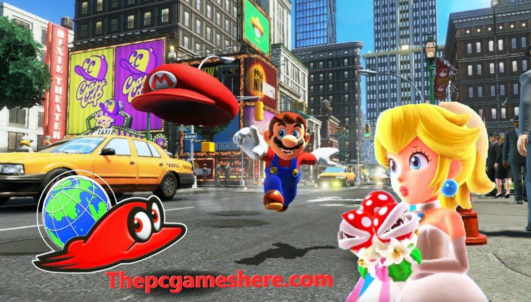 Super Mario Odyssey For Mobile
