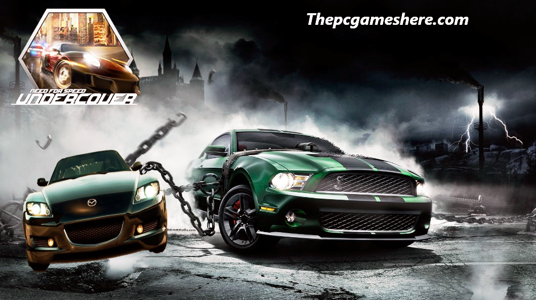 Need for Speed: Undercover For Pc Download