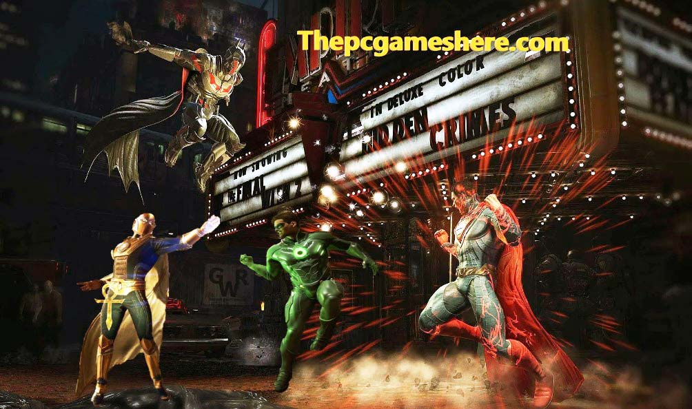 Injustice 2 Highly Compressed Pc Game