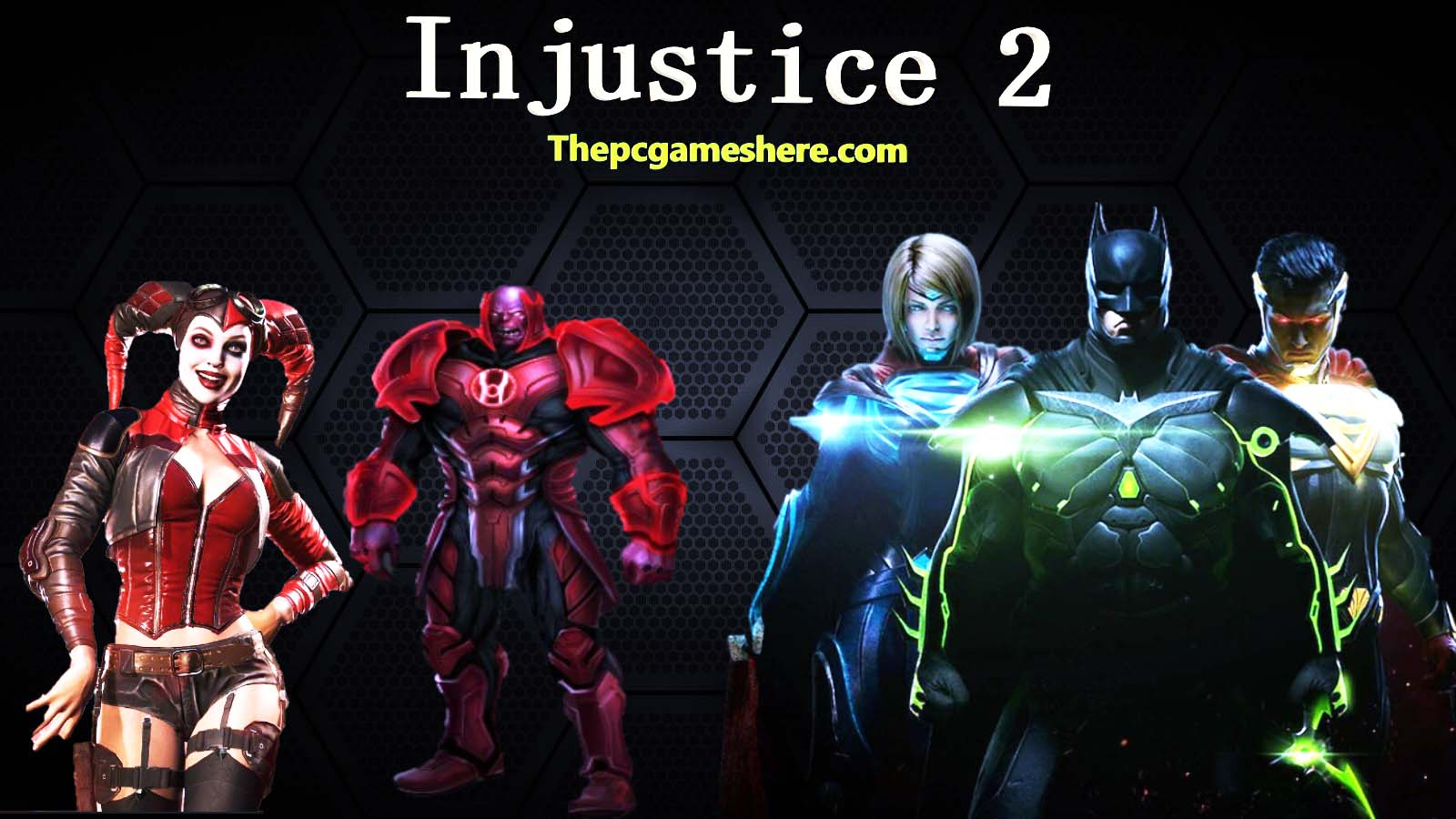 Injustice 2 Download For Pc