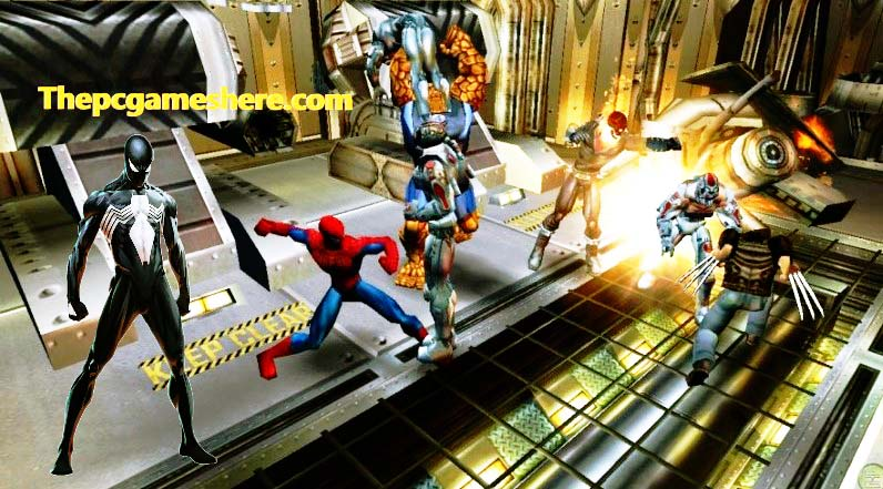 Spider-Man 3 Free Download Apk Game