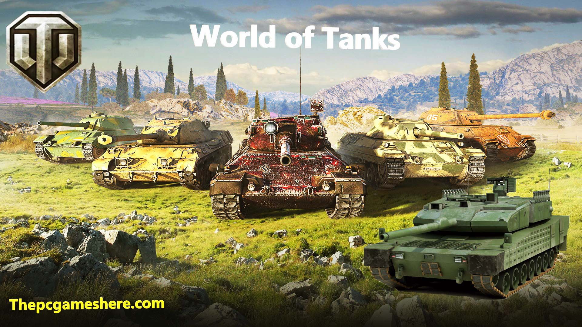 World of Tanks For Pc Game