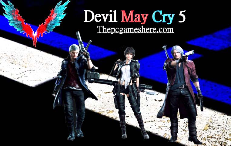 Devil May Cry 5 For Pc Download