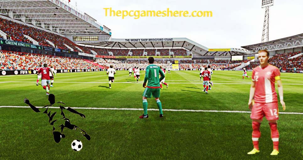 FIFA 17 Highly Compressed PC Game