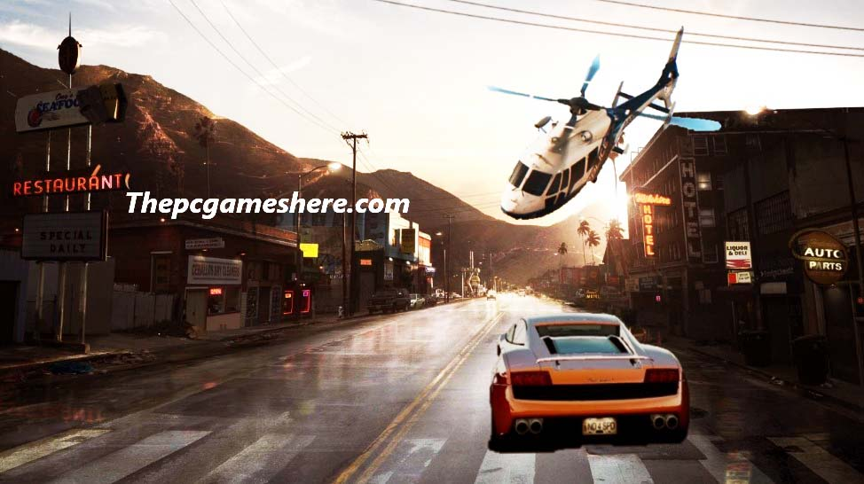 Need for Speed: Undercover Download Pc Game