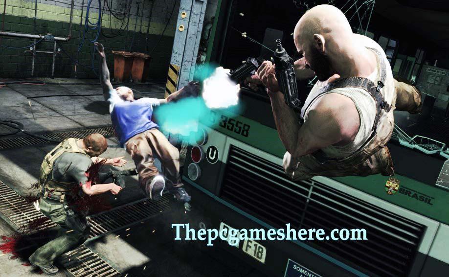 max payne 3 ps4 gameplay
