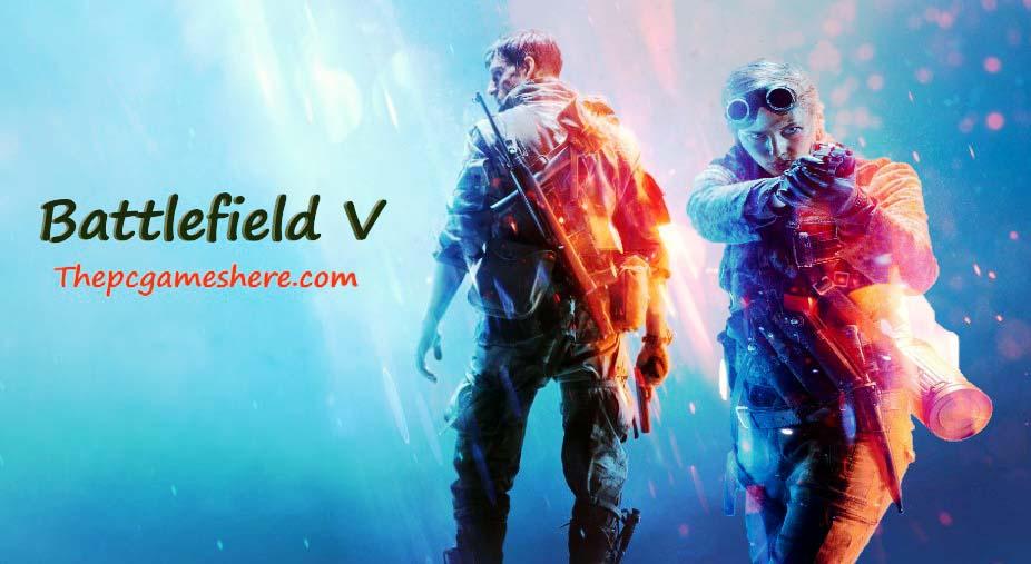 Battlefield V Download Pc Game Apk Full Highly Compressed 2020