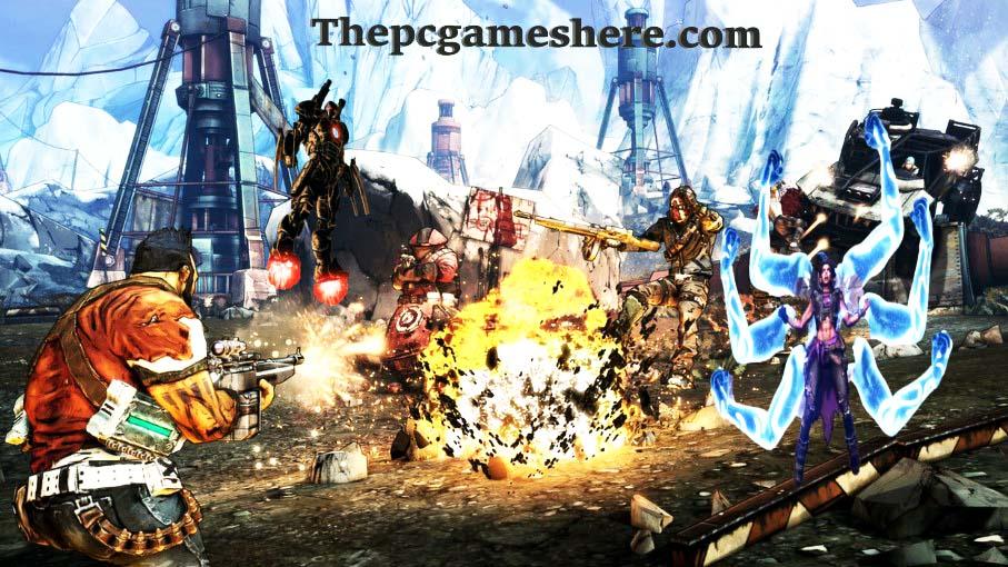 Borderlands 3 Highly Compressed Pc Game