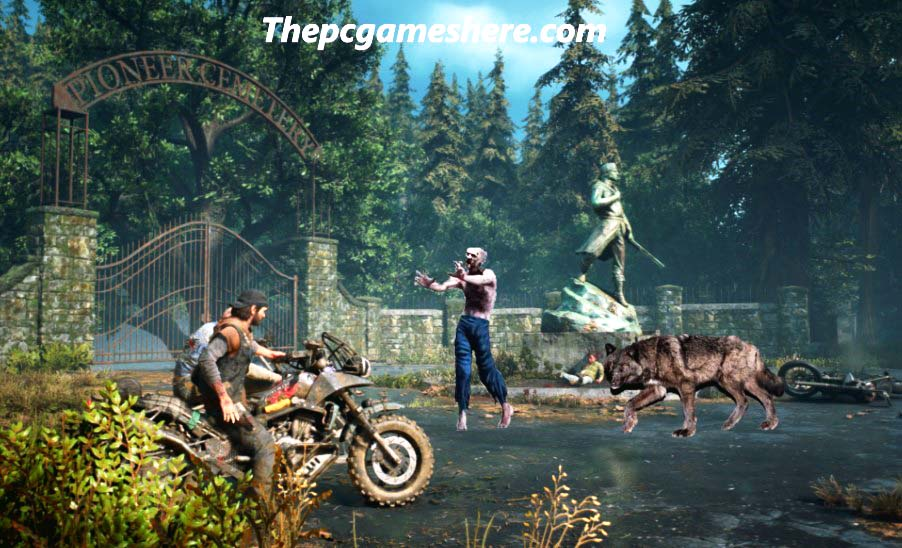 Days Gone Highly Compressed Pc Download
