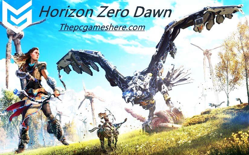 Horizon Zero Dawn For Pc Game