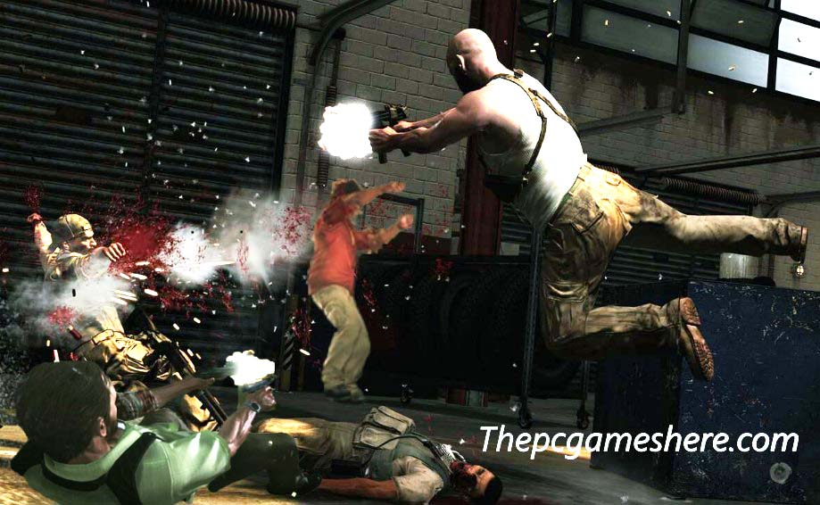 Max Payne 3 Highly Compressed Pc Game