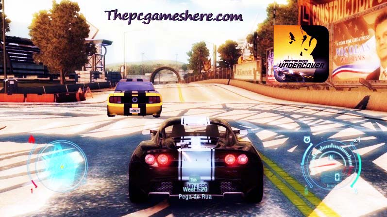 Need for Speed: Undercover Highly Compressed Pc Game