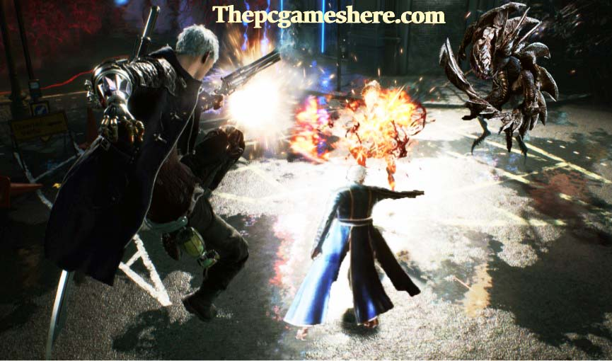 Devil May Cry 5 Highly Compressed Pc Game