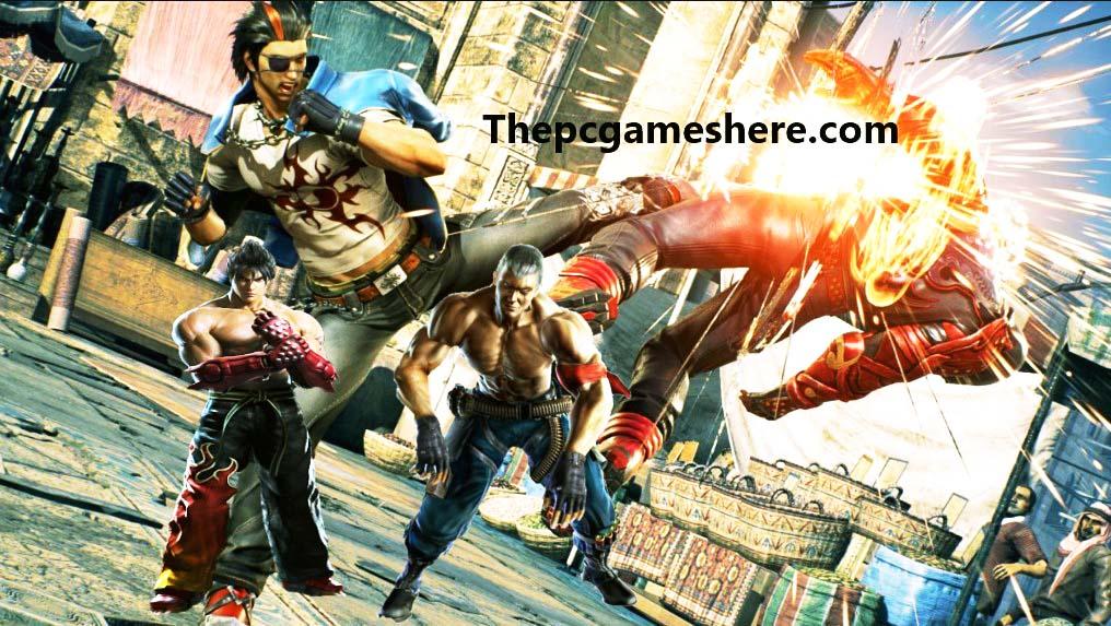 Tekken 7 Highly Compressed Pc Game