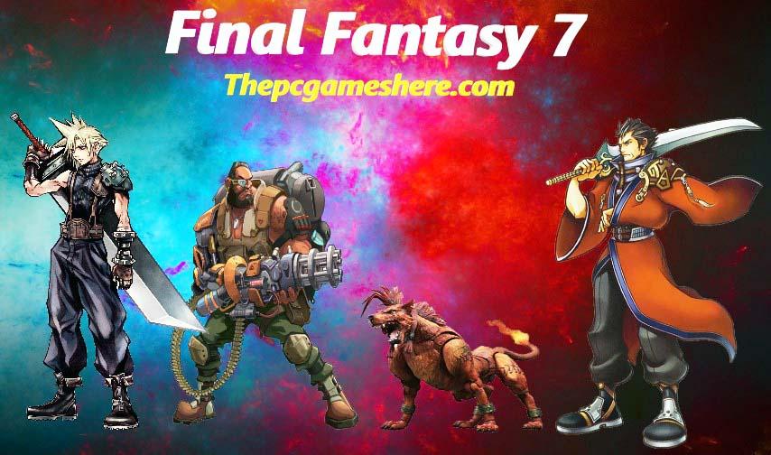 Final Fantasy 7 For Pc + Apk