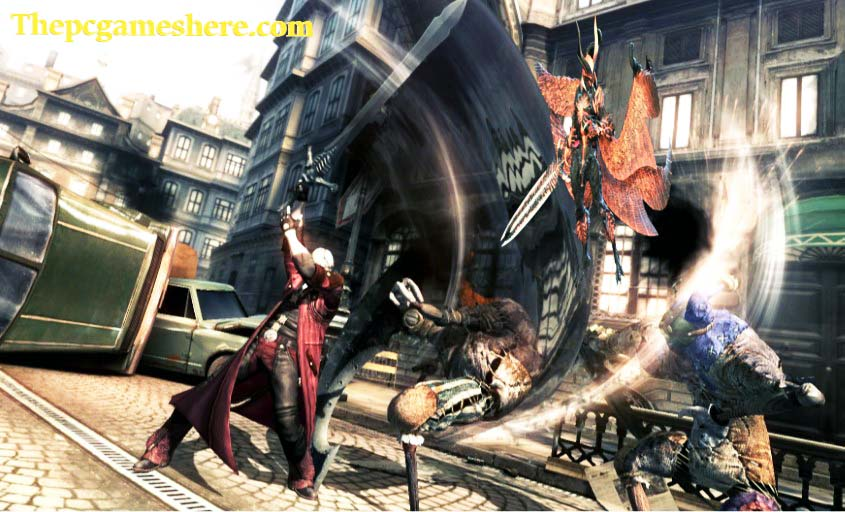 Devil May Cry 5 Download Pc Game