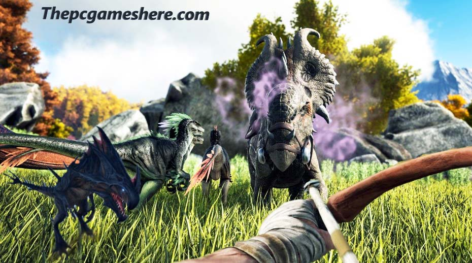 ARK Survival Evolved Highly Compressed Pc Game