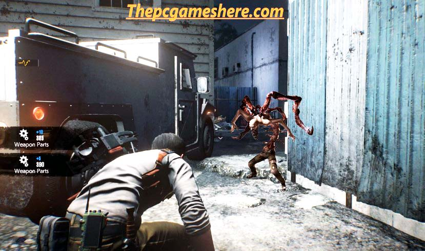 The Evil Within Highly Compressed PC Game