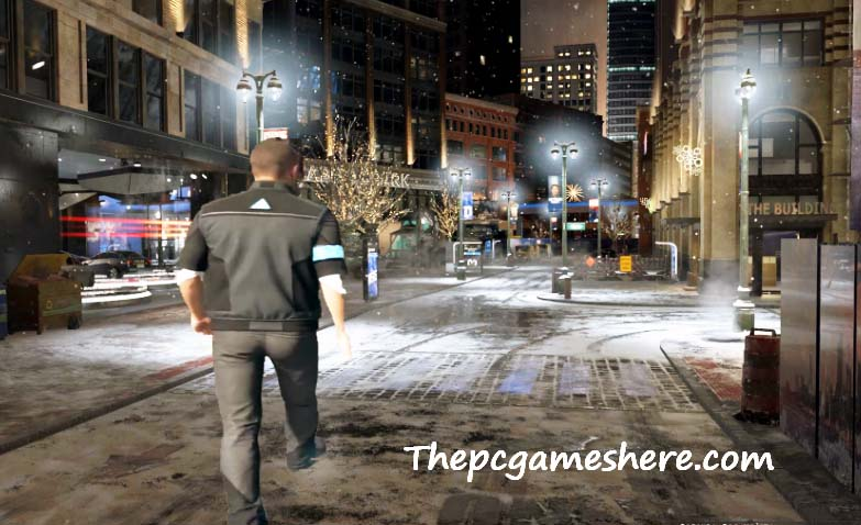 Detroit: Become Human Download Pc Game