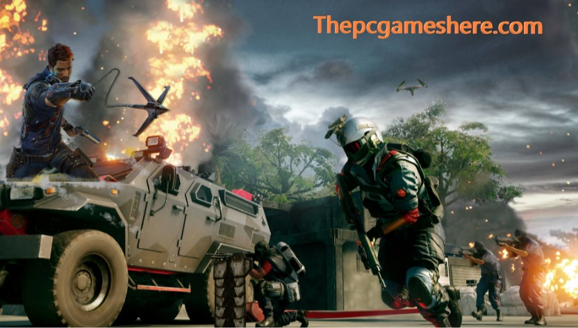 Just Cause 4 Download Pc Game