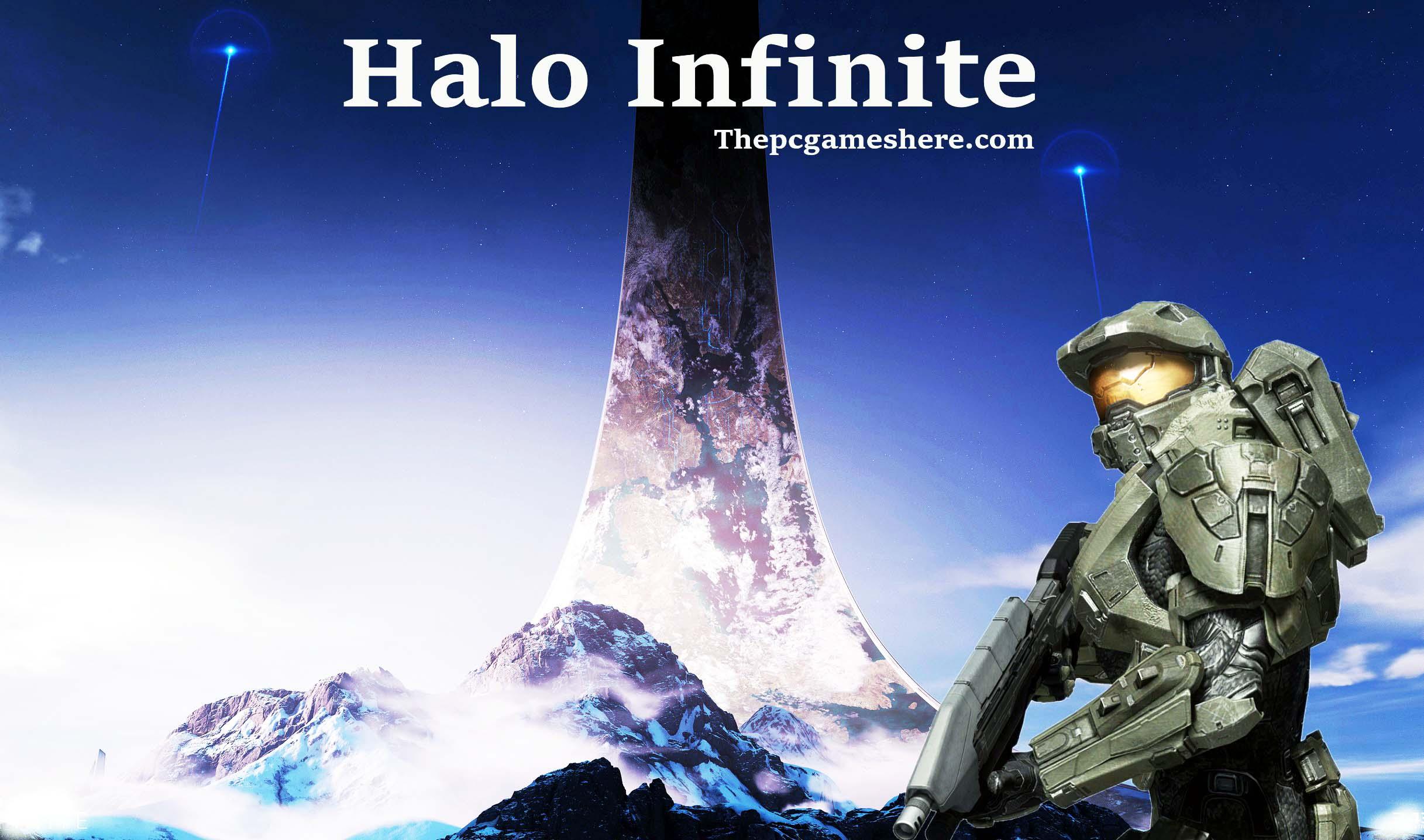 Halo Infinite For Pc