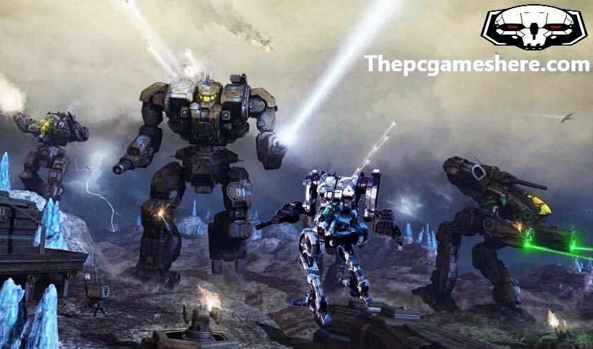 BattleTech Torrent