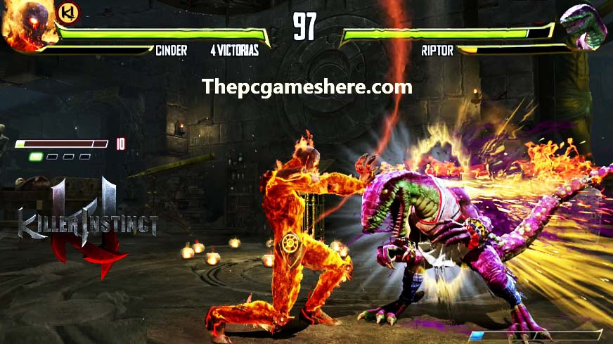 Killer Instinct Full PC Game