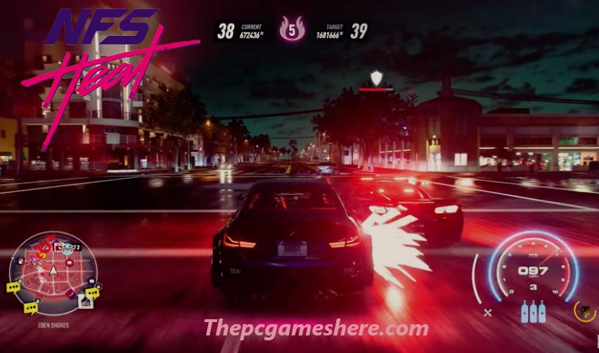 NFS Heat Highly Compressed PC Game