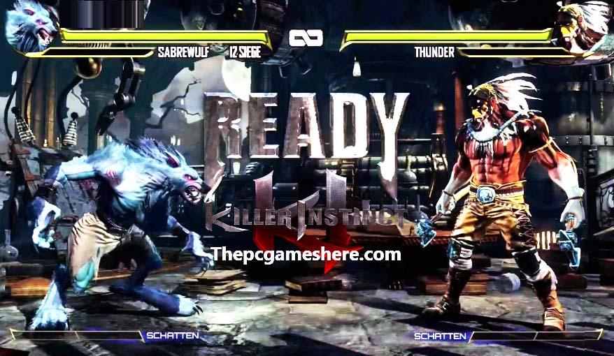 Killer Instinct Highly Compressed Pc Game