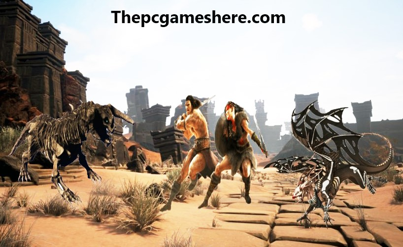 Conan Exiles Highly Compressed Game