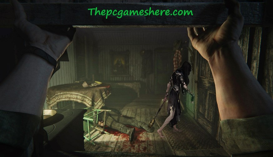 Outlast 2 For Pc Gameplay