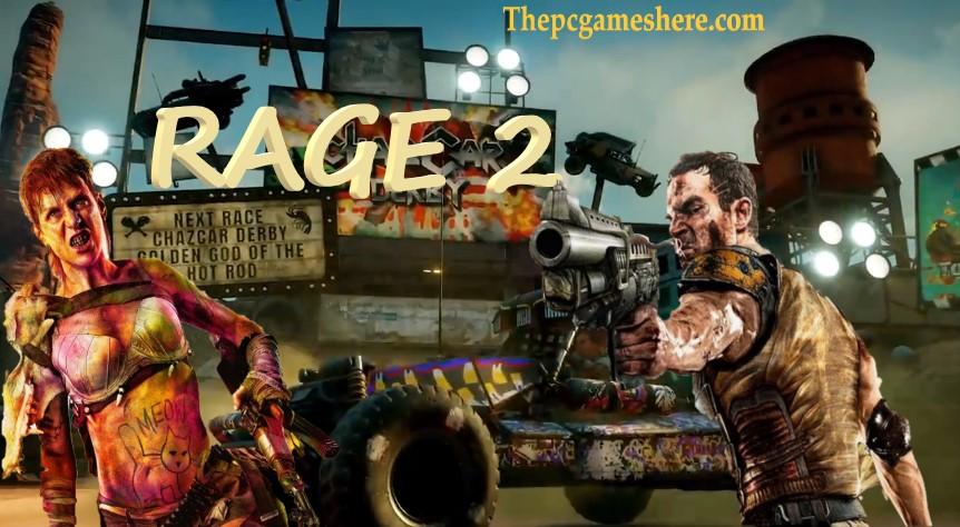 Rage 2 Full Pc Game + APK Download