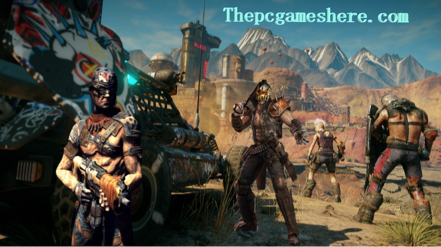 Rage 2 For Pc Download Torrent Game