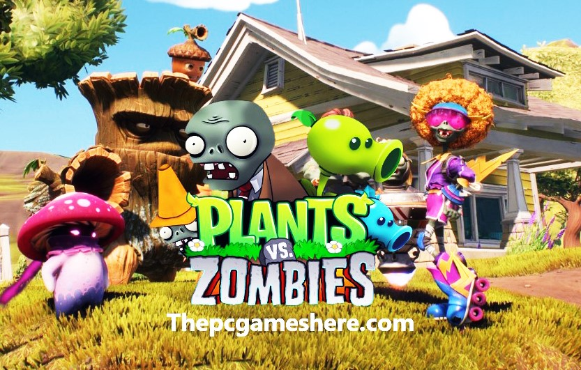 Plants vs. Zombies Download For Pc