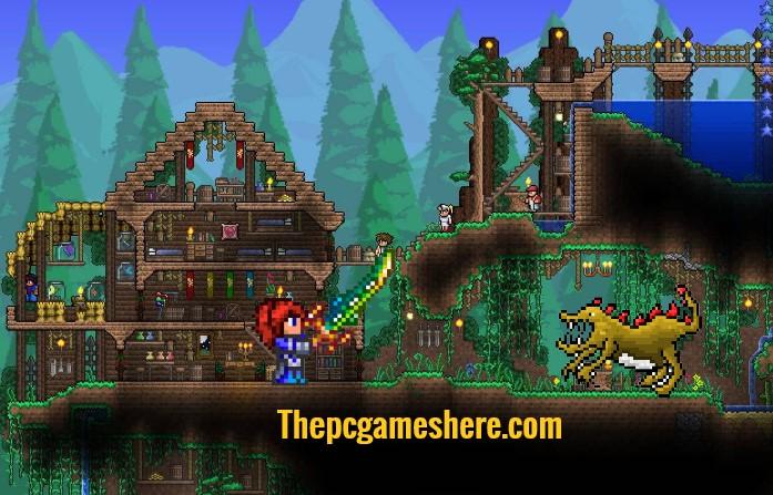 Terraria Full Version Pc Game