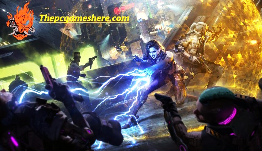 Cyberpunk 2077 Pc Game