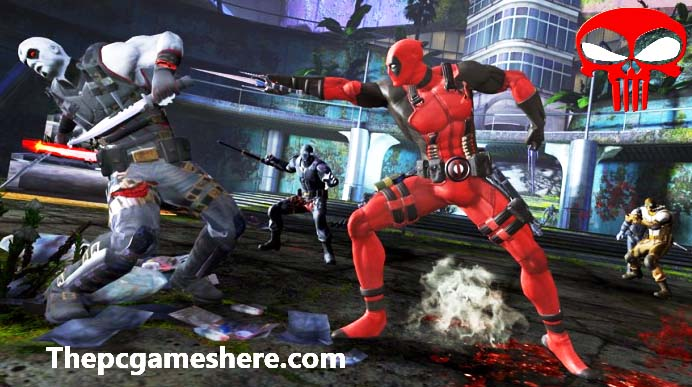 Deadpool Full Highly Compressed