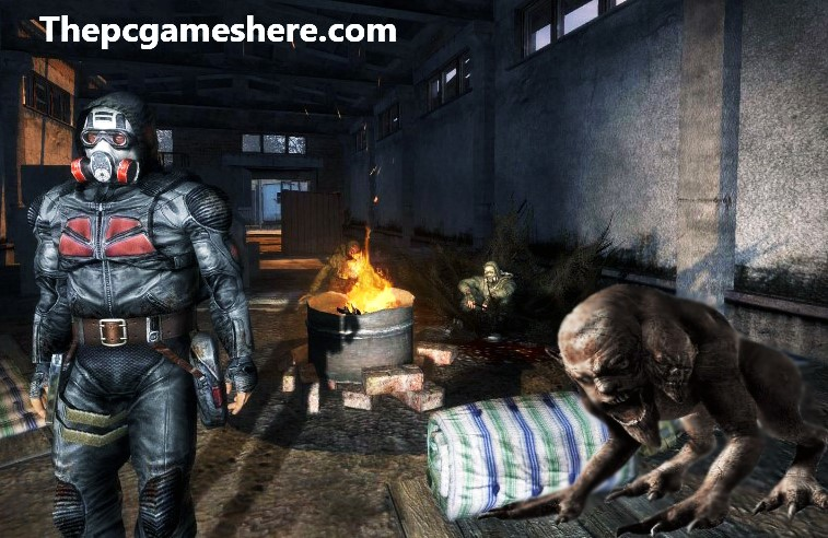 Stalker Shadow of Chernobyl Pc Download