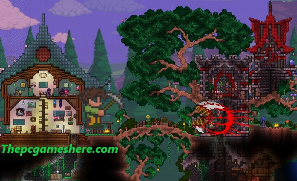 Terraria Highly Compressed Pc Game