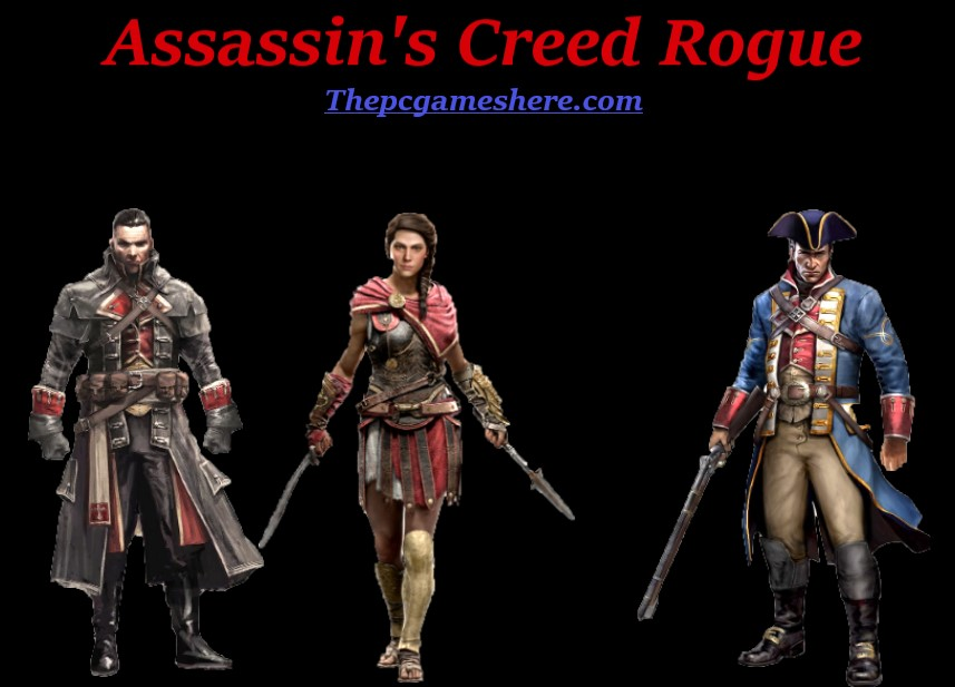 Wallpaper Of Assassin's Creed Rogue Game