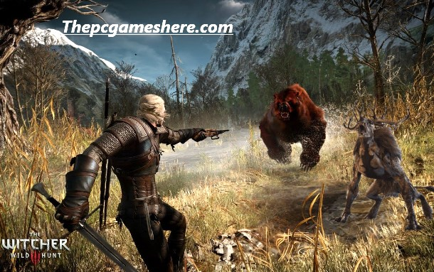 The Witcher 3: Wild Hunt Highly Compressed Pc Game
