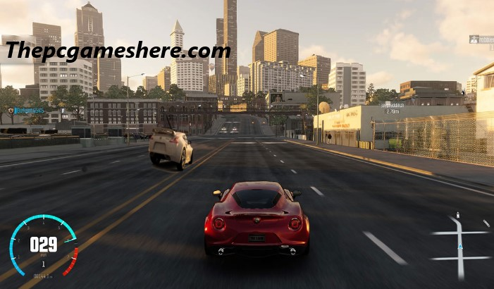 The Gameplay of The Crew 2 Game