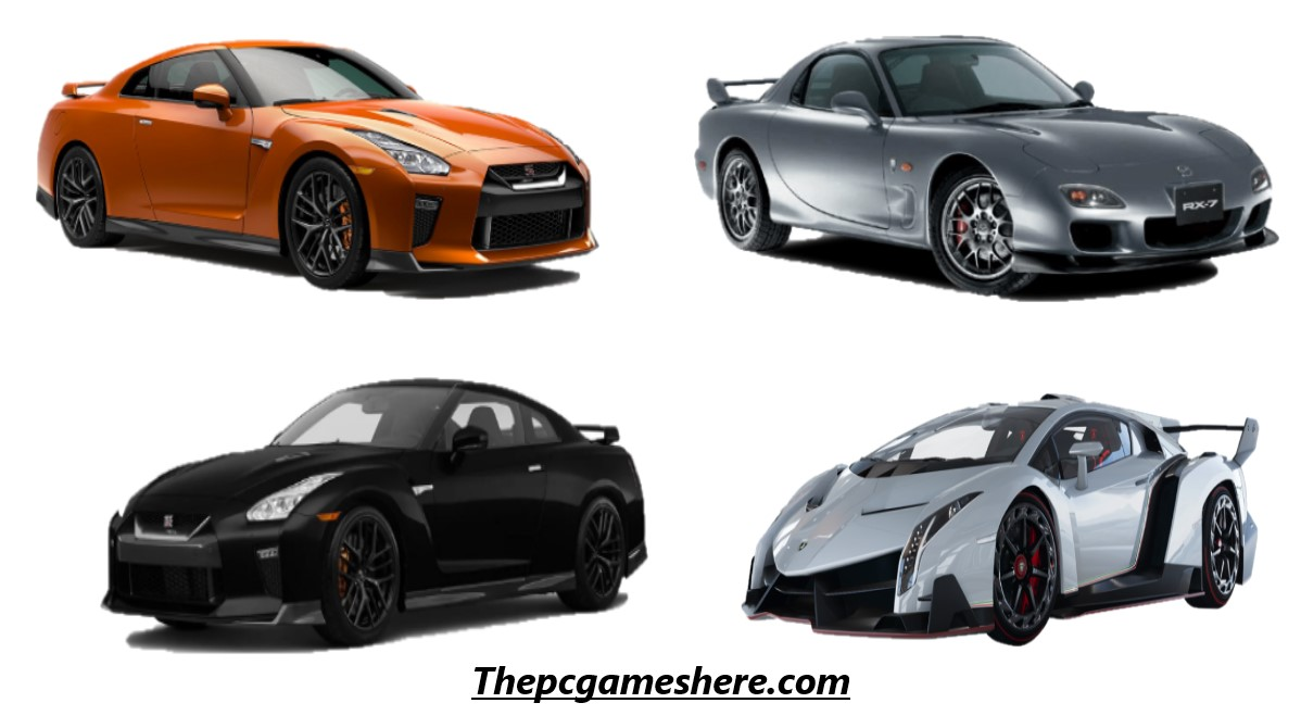 The Crew 2 Game Cars