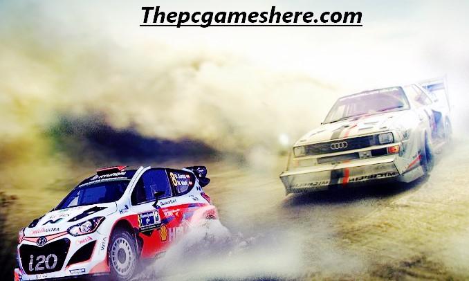 Dirt Rally Cars