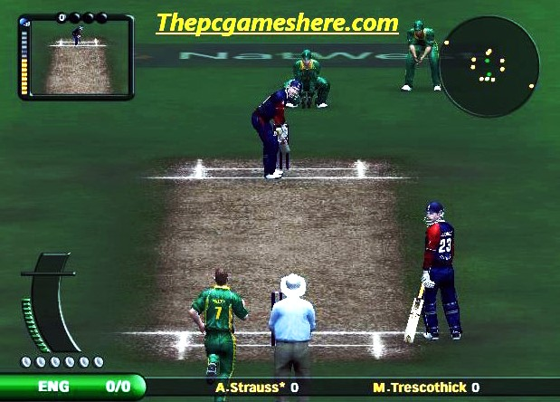 Cricket 07 For Pc
