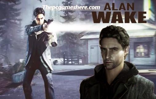 Alan Wake HD Wallpaper